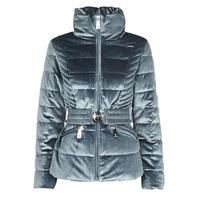 Textiel Dames Dons gevoerde jassen Guess THEODORA Grijs / Blauw