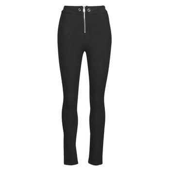 Textiel Dames Leggings Guess PHOEBE Zwart