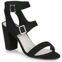 Schoenen Dames Sandalen / Open schoenen Les Petites Bombes GRACE Zwart