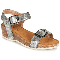 Schoenen Dames Sandalen / Open schoenen Les Petites Bombes NARCISS Zilver