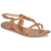 Schoenen Dames Sandalen / Open schoenen Les Petites Bombes ZHOEF  camel