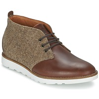 Schoenen Heren Laarzen Wesc DESERT BOOT Brown
