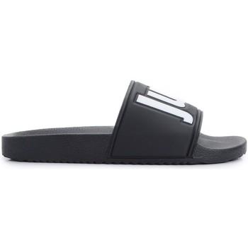 Schoenen Dames Slippers Roberto Cavalli  Zwart