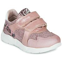 Schoenen Meisjes Lage sneakers Pablosky 285279 Roze