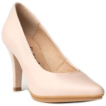 Schoenen Dames pumps Cbp - Conbuenpie Salones de piel con gel by CBP Beige