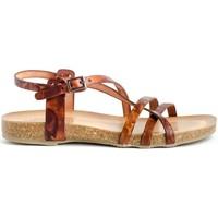 Schoenen Dames Sandalen / Open schoenen Porronet 2615 Brown