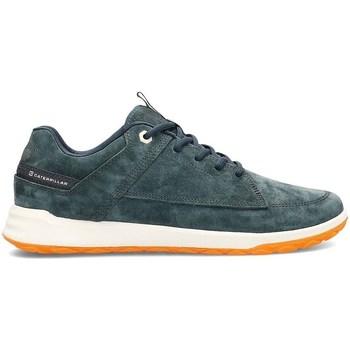 Schoenen Heren Lage sneakers Caterpillar Quest Vert