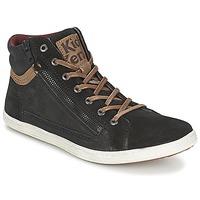 Schoenen Heren Hoge sneakers Kickers AMASOL Zwart