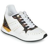 Schoenen Dames Lage sneakers Guess REJJY Wit