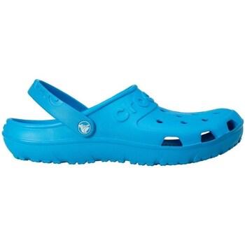 Schoenen Heren Klompen Crocs Hilo Clog Ocean Bleu