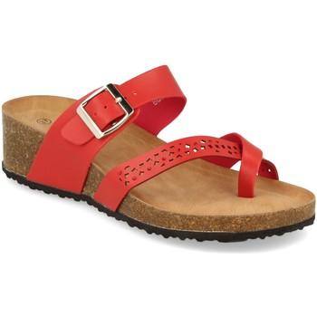 Schoenen Dames Sandalen / Open schoenen Tony.p BQ01 Rojo
