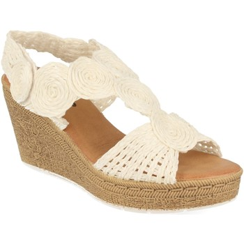 Schoenen Dames Sandalen / Open schoenen Tony.p BQ12 Blanco