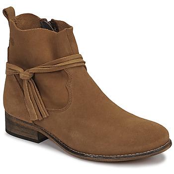 Schoenen Dames Laarzen Betty London NENESS  camel