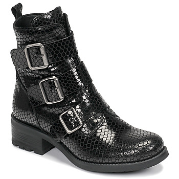 Schoenen Dames Laarzen Betty London NANISS Zwart