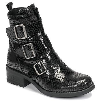 Schoenen Dames Laarzen Betty London NANISS Zwart