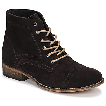 Schoenen Dames Laarzen Betty London FOLIANE Brown