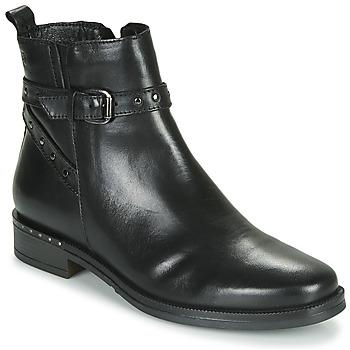 Schoenen Dames Laarzen Betty London NORIA Zwart