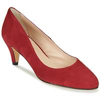 Schoenen Dames pumps Betty London NESLIE Rood / Donker