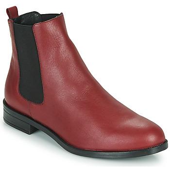 Schoenen Dames Laarzen Betty London NIDOLE Rood