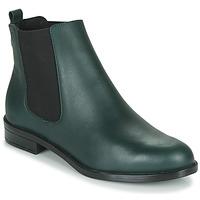 Schoenen Dames Laarzen Betty London NIDOLE Groen