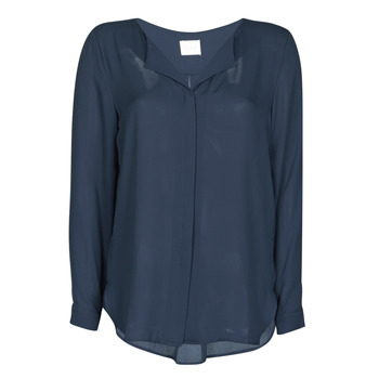 Textiel Dames Tops / Blousjes Vila VILUCY Marine