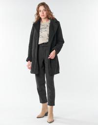 Textiel Dames Mantel jassen Vila VILIOSI Zwart