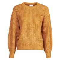 Textiel Dames Truien Vila VISUBA Orange