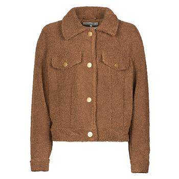 Textiel Dames Jasjes / Blazers Vila VIABBI  camel