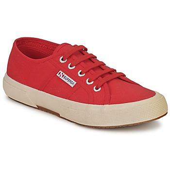 Schoenen Lage sneakers Superga 2750 CLASSIC Maroon / Rood
