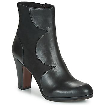 Schoenen Dames Enkellaarzen Chie Mihara CAREL Zwart