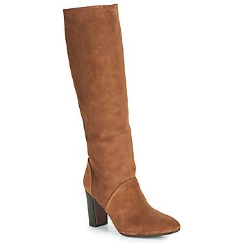 Schoenen Dames Hoge laarzen Chie Mihara ELEANA Brown