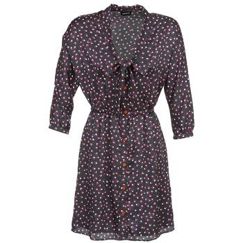 Textiel Dames Korte jurken Kookaï IXIMALE Zwart / Violet