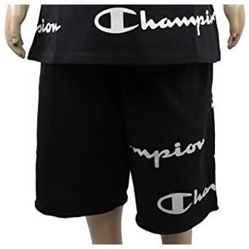 Textiel Jongens Korte broeken / Bermuda's Champion Boy's Bermuda Shorts (305182-kk001) Zwart