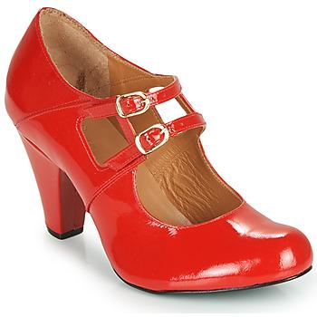 Schoenen Dames pumps Cristofoli MASTIS Rood / Vernis