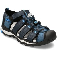 Schoenen Jongens Sandalen / Open schoenen Keen Newport Neo H2 Bleu marine, Graphite