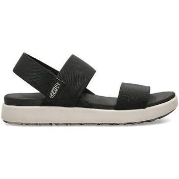 Schoenen Dames Sandalen / Open schoenen Keen Elle Backstrap Noir, Gris