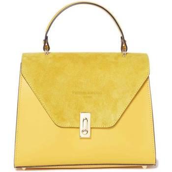 Tassen Dames Handtassen kort hengsel Victor & Hugo SHAK jaune