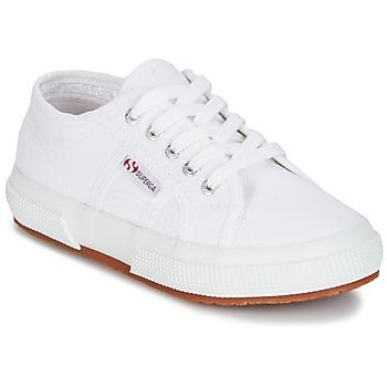 Schoenen Kinderen Lage sneakers Superga 2750 KIDS Wit