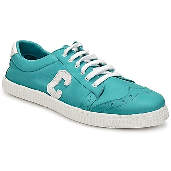 Schoenen Dames Lage sneakers Chipie SAVILLE Turquoise