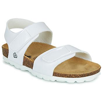 Schoenen Meisjes Sandalen / Open schoenen Citrouille et Compagnie BELLI JOE Wit