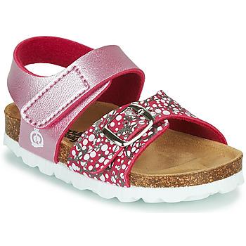 Schoenen Meisjes Sandalen / Open schoenen Citrouille et Compagnie MIRTINO Roze