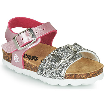 Schoenen Meisjes Sandalen / Open schoenen Citrouille et Compagnie RELUNE Roze