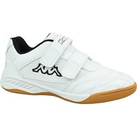 Schoenen Kinderen Lage sneakers Kappa Kickoff K Blanc