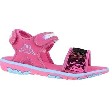 Schoenen Kinderen Sandalen / Open schoenen Kappa Seaqueen K Rose