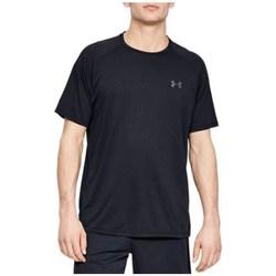 Textiel Heren T-shirts korte mouwen Under Armour Tech 20 SS Novelty Tee Noir