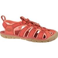 Schoenen Dames Sandalen / Open schoenen Keen Wms Clearwater Cnx Orange