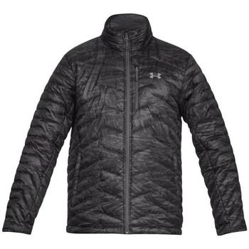 Textiel Heren Dons gevoerde jassen Under Armour CG Reactor Jacket Graphite