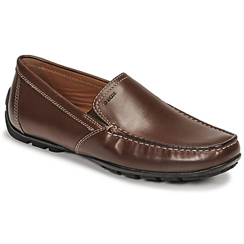 Schoenen Heren Mocassins Geox MONET Brown