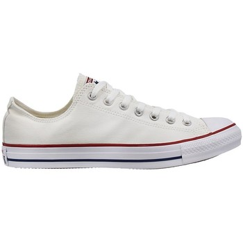 Schoenen Lage sneakers Converse Chuck Taylor All Star Blanc