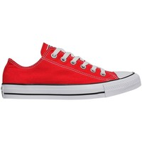 Schoenen Lage sneakers Converse Chuck Taylor All Star Rouge